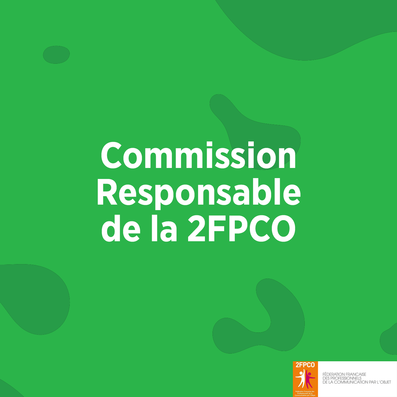Commission responsable SAMM Trading 2FPCO