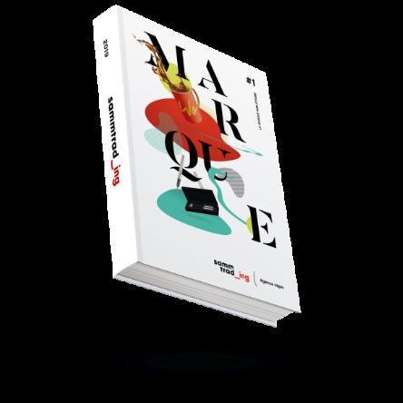 Catalogue Marque par SAMM Trading l'agence objet média